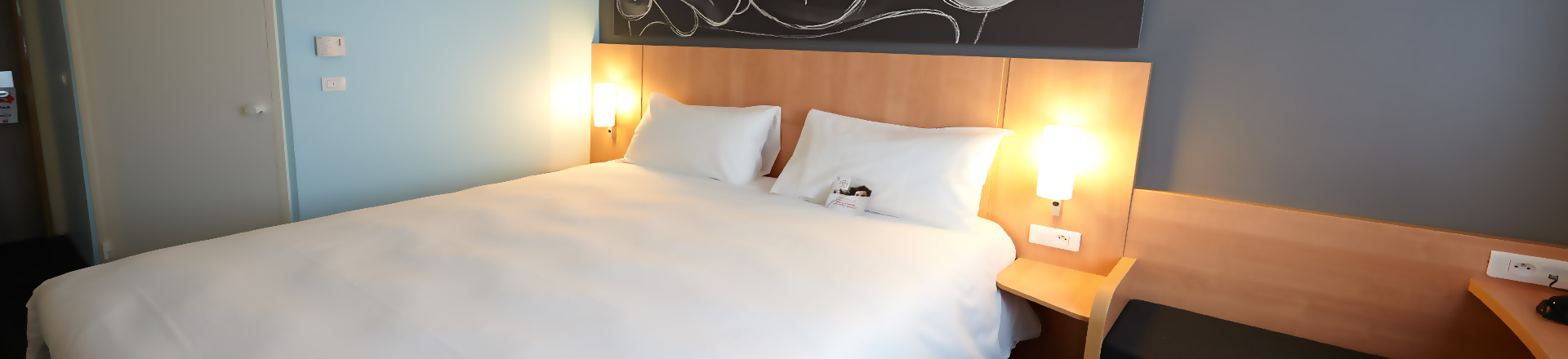 Hotel ibis les herbiers chambre double 1
